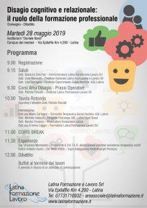 Locandina convegno 28 maggio